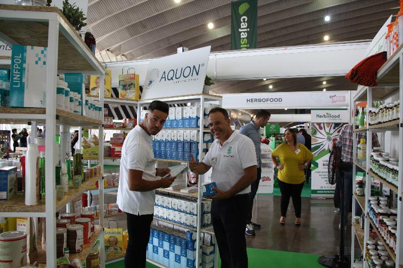Aquon en Natura Salud 2017